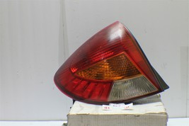 2002 Kia Rio Left Driver Tail Light Module 260 1E8 - $54.44