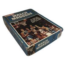 Avalon Hill March Madness College Basketball Board Game 1990 Complete Ne... - $84.15