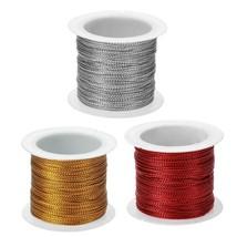 Thread Cord Tassel Cord DIY Bracelet String DIY Rope Bead Tag Necklace W... - $2.70