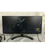 """**AS IS ** LG 29UM60-P 29"""" IPS LED FHD 21:9 UltraWide Monitor **** FOR P... - $108.90"""