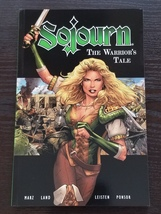Sojourn: The Warrior's Tale Softcover Graphic Novel - $8.00
