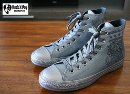 Converse Men's CTAS HI Gunmetal Chi City Chicago Sizes US 8 - 9 156456C ... - $59.99