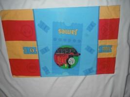 dan river standard pillow case thomas train and james - $5.49