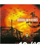 Stop the World by Riddlin' Kids CD - $5.74