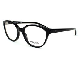 Authentic Vogue Eyeglasses VO2764 W44 Black Frames 54MM RX-ABLE - $44.54