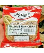McCurrie MALDIVE FISH CHIPS Ceylon 100g,200g,400g Registered Post Tracking - $9.16+