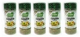 5 packs ~ The Original Badia Complete Seasoning 2.5 Oz Ea BB: 01/2024 NEW SEALED - $23.69