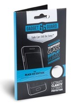 Gadget Guard Clear Black Ice Tempered Glass Screen Protector for HTC One M9 - $14.01