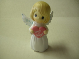 "Precious Moments You're An Angel Figurine,  3"", 162401, Brand New - $10.99"