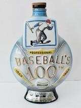 Jim Beam Regal China Decanter 'First 100 Years of Pro Baseball' - 1969 - $23.36