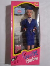 Flight Time Barbie Doll India Leo Mattel 5908 Foreign Vintage 1980s - $188.09