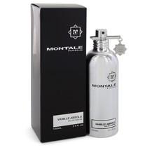 Montale Vanille Absolu by Montale Eau De Parfum Spray (Unisex) 3.4 oz for Women - $139.95