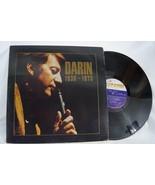 "Vintage Bobby Darin "" Darin "" 1936-73 Album Vinyle LP Tthc - $29.43"