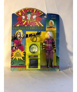 Action Figure Captain Planet Dr Blight On Card Tiger Toys 1991 - $49.20