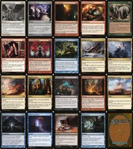 The Flashback Five   MTG Magic The Gathering Penta Color 60 Card Intro D... - $19.99