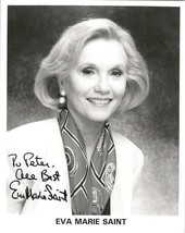 Eva Marie Saint Signed Autographed Glossy 8x10 Photo - $29.99