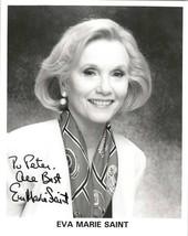 Eva Marie Saint Signed Autographed Glossy 8x10 Photo - $29.99
