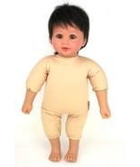 """My Twinn Doll Babies Toddler 18"""" Brown Hair Eyes for Parts/Repair OOAK P... - $39.95"""