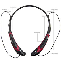 Yinenn Wireless Bluetooth Sport Headphones Stereo Neckband Style Headset... - $18.80