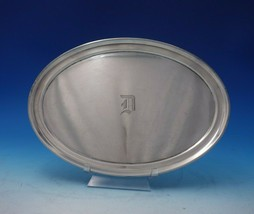 """Old French by Gorham Sterling Silver Tray #13687 10 1/8"""" x 7 1/8"""" (#5074) - $484.11"""