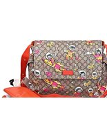 Gucci Space Cats Birds GG Supreme Canvas Diaper Bag Baby Beige - $2,900.00