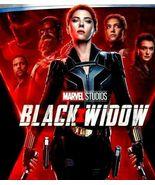 Black Widow DVD 2021 Brand New Sealed - $9.50