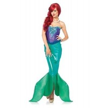 Leg Avenue Profond Mer Siren Petit Princesse Sirène Déguisement Halloween 85368 - $93.84