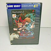 Play Station 2 Game Yu=Gi=Oh! The Duelists of the Roses - $18.24 CAD