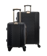 Sandy Lisa St. Tropez Travel/Luggage Case (Roller) Travel Essential - Bl... - $303.39