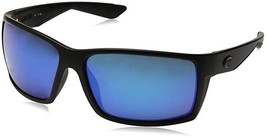 Costa Del Mar Reefton Blackout/Blue Mirror Sunglasses - $221.86