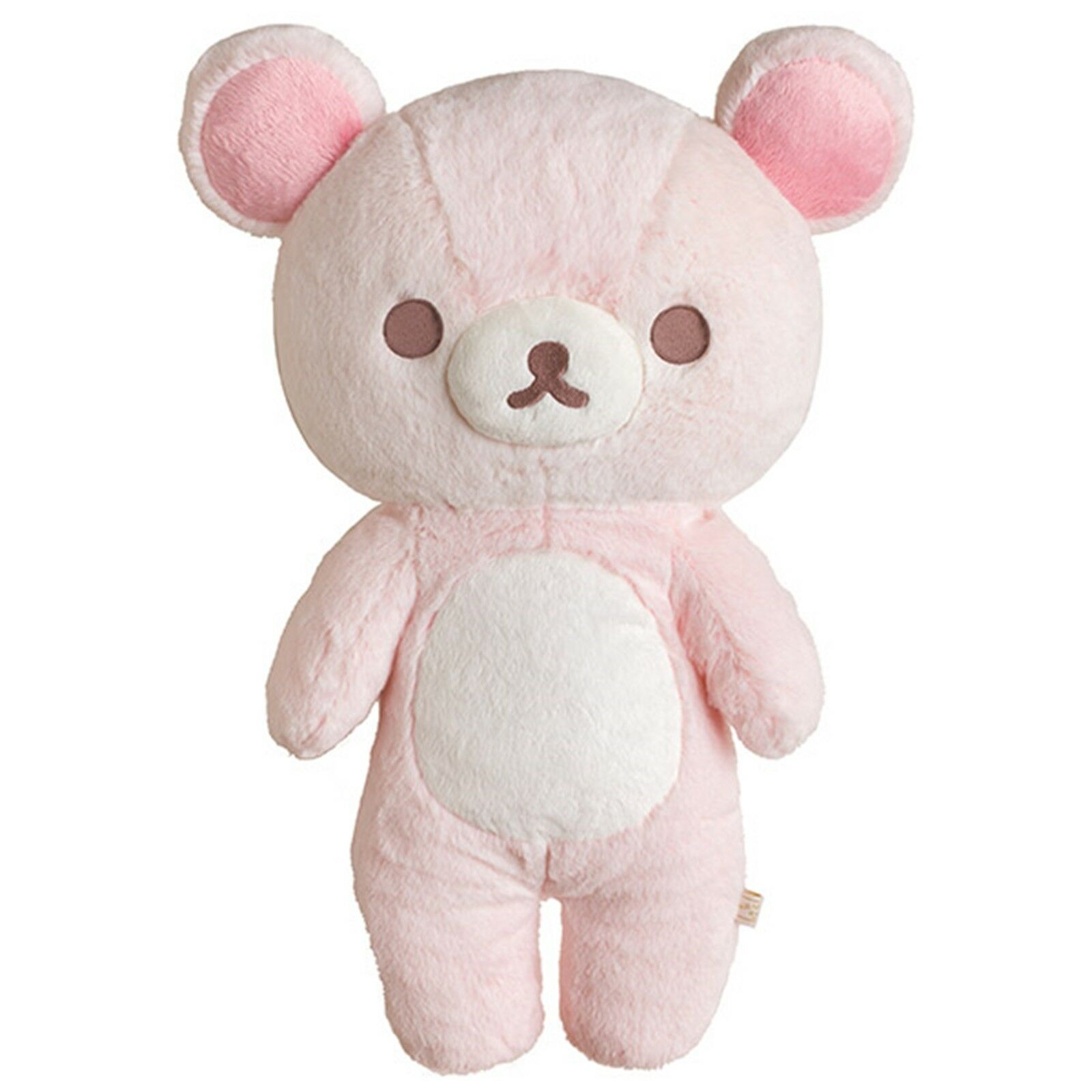 "Primary image for Rilakkuma Sherbet Pink Plush Doll L 21"" San-X Net Shop Limited F/S NWT Japan"