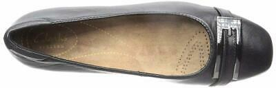 CLARKS Women's Candra Glare Flat - Choose SZ/Color