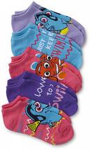 Disney Finding Nemo Girl's 5-Pairs Ankle Socks - $23.75