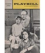 "National Theatre Playbill ""THE PENNY WARS"" 1969 Elliott Baker /Voskovec ... - $3.00"