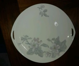 "ROSENTHAL Bavaria POMONA Donatello 10.2"" handled serving dish Cake Plate - $66.95"