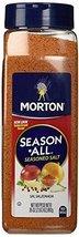 Morton Season-All Seasoned Salt Ounce 35 Ounce (Pack of 2) - $24.45
