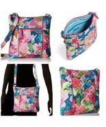 NWT Vera Bradley Iconic Hipster Crossbody Bag Women's Handbag in Superbl... - $49.40
