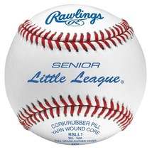 Rawlings Sr. Little League Competition Grade Baseball - $66.88