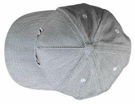 Milkcrate Athletics Life's A Bitch Black White Striped Snapback Baseball Hat NWT image 6
