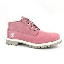 Timberland Women's Waterproof Nellie Chukka Double Pink Boots 23308 - $2.175,17 MXN