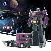 Transform Element TE01E Purple OP Shattered Glass MP10SG Commander Actio... - $146.99