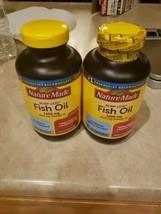 NATURE Made Fish Oil 1200 mg, EPA, DHA & OMEGA-3, 400ct 360mg Softgels - $22.53