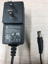 LEI MU05-N090060-A1 AC Power Supply Adapter Charger Output: 9V DC 0.6A        O6