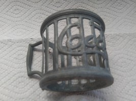 Vintage COCA-COLA Fountain Ware Metal CUP/GLASS Holder - $14.99