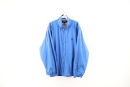Vtg Polo Golf Ralph Lauren Mens Large Spell Out Crest Windbreaker Rain Jacket - $44.50