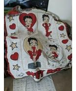 """Vintage RUG Betty Boop 70""""x 50"""" - $87.85"""