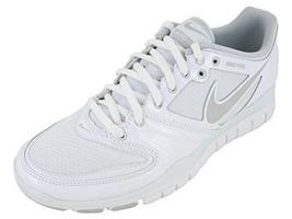 New Nike Free Hyper Cheer Women's White Cheer Shoe 512607 100 - Multiple Sizes - $59.99