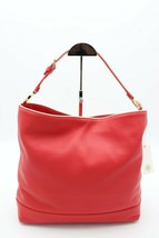 40613bf694ff NWT Tory Burch Red Duet Leather Hobo Shoulder Bag Purse New ( 450) -  275.00