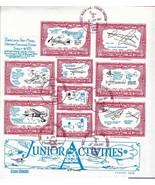 DOCS LOCAL POST SOUVENIR SHEET MODEL AIR FLYING CLUB BULL MOUNTAIN OR 1/... - $9.39