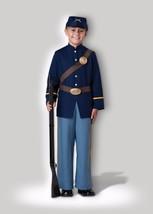 Incharacter Civil War Soldier Union America Child Boys Halloween Costume... - $42.99